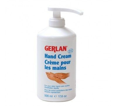 Gehwol GERLAN Hand Cream (pump) 500ml