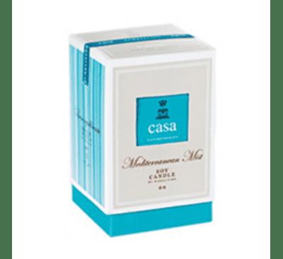 Casa - Soy Candle (20 Hours) - COTE D'AZUR / Casa - Chandelle de Soja (20 Heures) - COTE D'AZUR