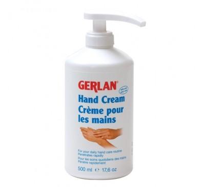 Gehwol GERLAN Hand Cream (pump) 500ml