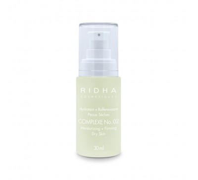 Ridha Complexe No 2 (moisturizing & firming) 30 ml