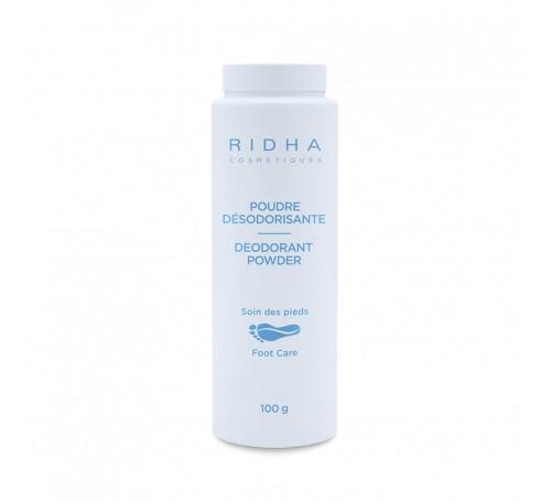 Ridha Deodorant Powder 100gr