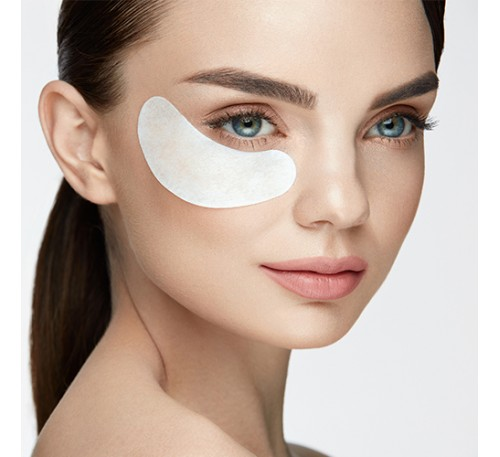 Ridha Eye Contour Patches, instant, radiant boost 4 pairs