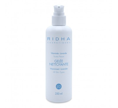 Ridha Lavender Cleansing Gel (normal to oily) 250ml