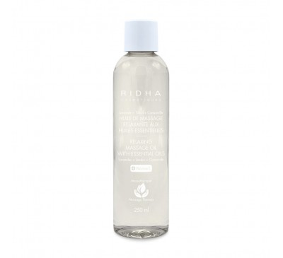 Ridha Relaxing Oil with essential oils 250ml