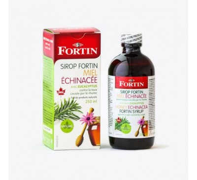 Sapin Fortin - Honey Echniacea  250ml