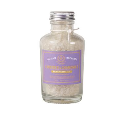 L'Atelier de Provence - Lavender & Chamomile - Body Salt Scrub 380gr