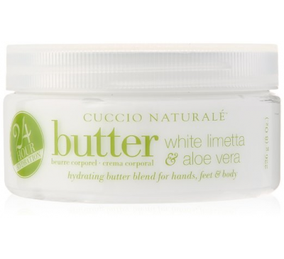 Butter Blend - White Limetta & Aloe Vera